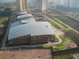 главное здание школы 1329