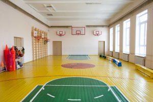 спортзал гимназии 1514